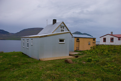 Hornvík - Horn. Frímannshús. 2008.