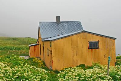 Hornvík - Horn. Frímannshús. 2007.