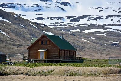 Furufjörður. 2016.