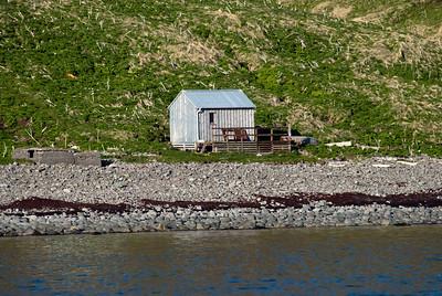 Hornvík - Horn. Sjávarhúsið. 2010.