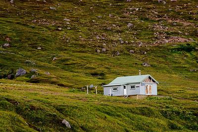 Fljótavík - Atlastaðir. Brekka. 2013.