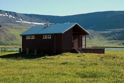Fljótavík - Atlastaðir. Anítubær. 2013.