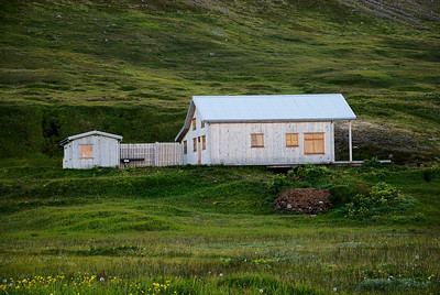 Fljótavík - Atlastaðir. Júllahús. 2013.