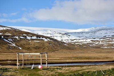 Drangajökull og Norðari-Jökladalir
