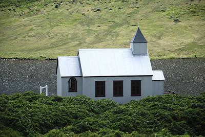 Aðalvík - Staður. Staðarkirkja 2014.