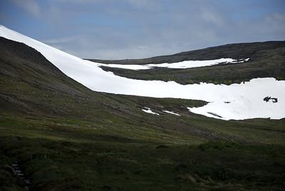 Leiðin á Hesteyri og Sléttu