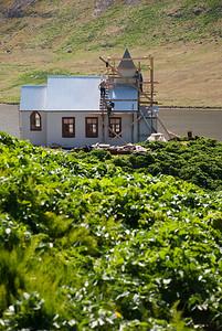 Staðarkirkja - vinnuferð 2010