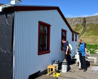 Þormar, Gói og Benni