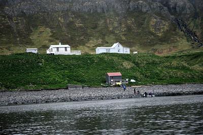 Vinnuferð Hornvík 2016