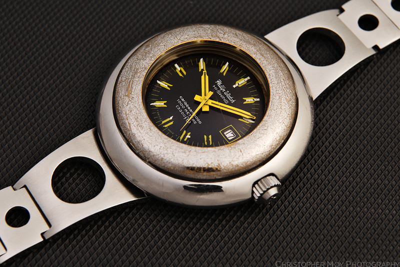 Philip Watch Caribbean 2000 ref 709