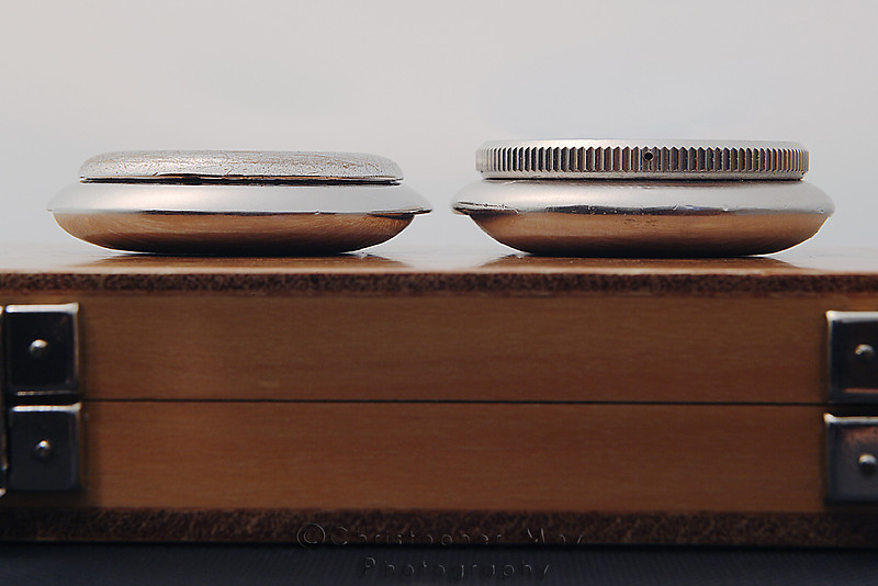 Philip Watch ref. 709 (left) Jenny ref. 709-1 (right)<br /> 709 has a pointier case edge while the 709-1 is rounder.