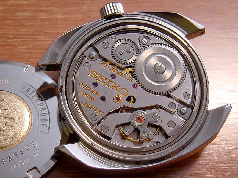 1969 Grand Seiko 4522-7000