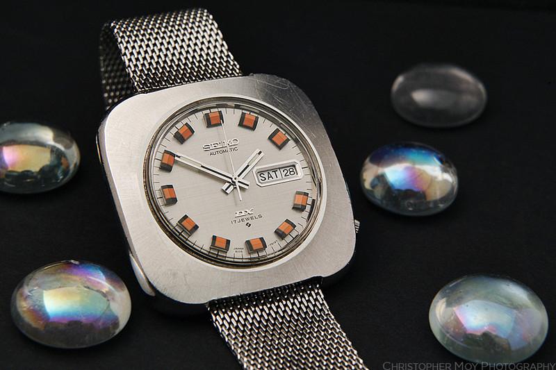 1971 Seiko DX 6106-7509