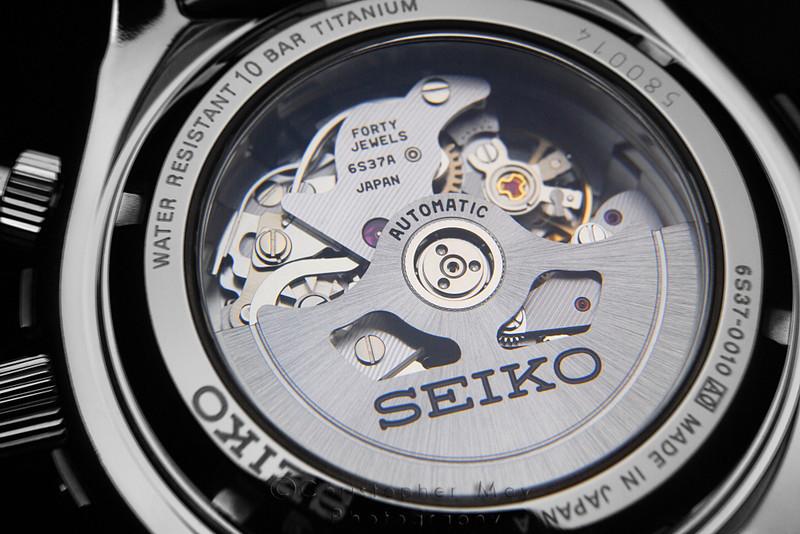 Seiko Flight Master SBDS001