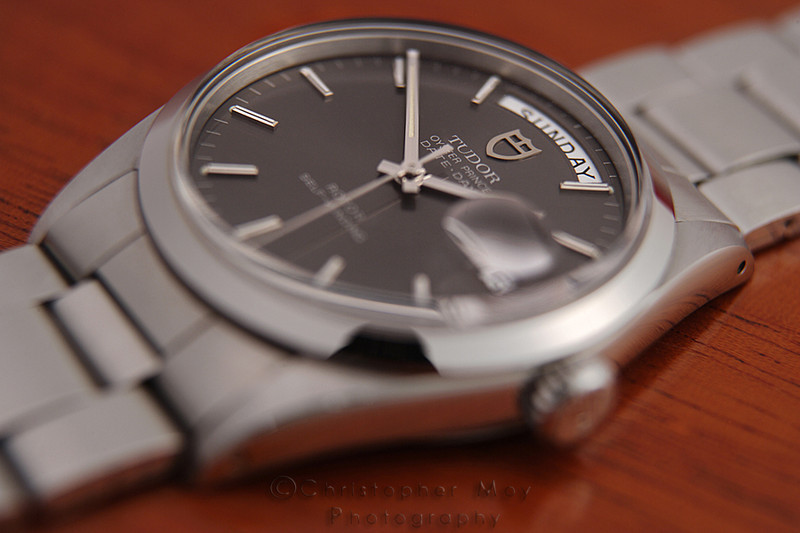 Tudor Oyster Prince Date Day