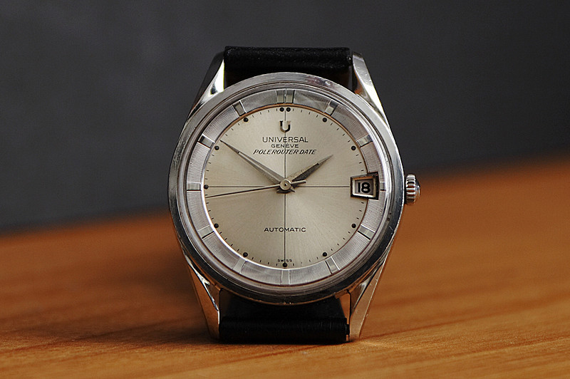 1962 Universal Polerouter Date