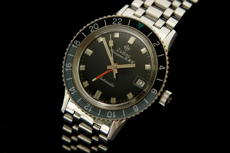 1960's Zodiac Aerospace GMT