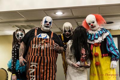 NJ Horror Con 2017 Cosplay Contest