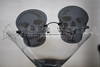 Gothic Skull Glasses Sunglasses -2