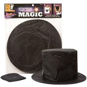 Magic Appearing Top Hat