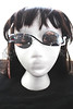 Funky Steampunk Glasses Sunglasses - Smoke -1