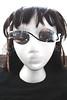 Funky Steampunk Glasses Sunglasses - Smoke -1