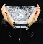 Witch Hand Candy Serving Bowl-2
