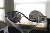 Funky Steampunk Glasses Sunglasses - Smoke -2