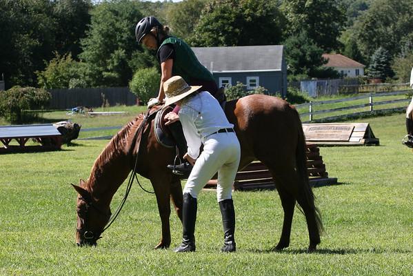 Horse Power Farm X-Country Clinic 09-14-2014