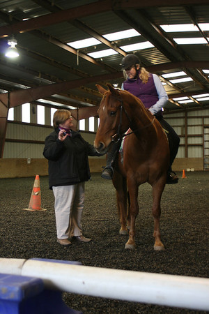 Western Dressage Clinic with Cathy Drumm 4-26-14
