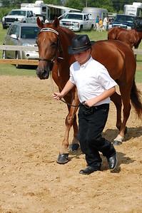 North River Riding Club Horse Show 6-27-09 Gordo 050