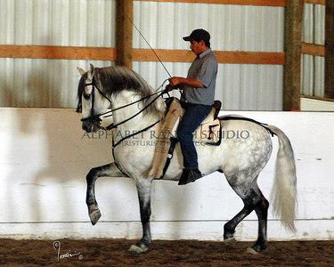 Mira Vista Ranch -- Victor Vargas