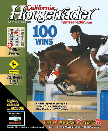 Richard Spooner - 100 Grand Prix Wins