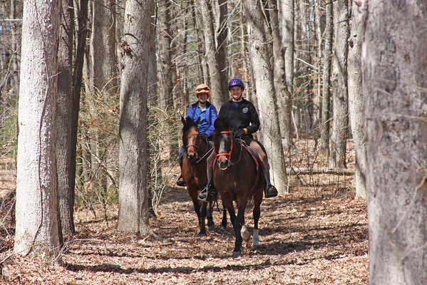 NEHT Ride at Goddard Park -  April 12, 2015