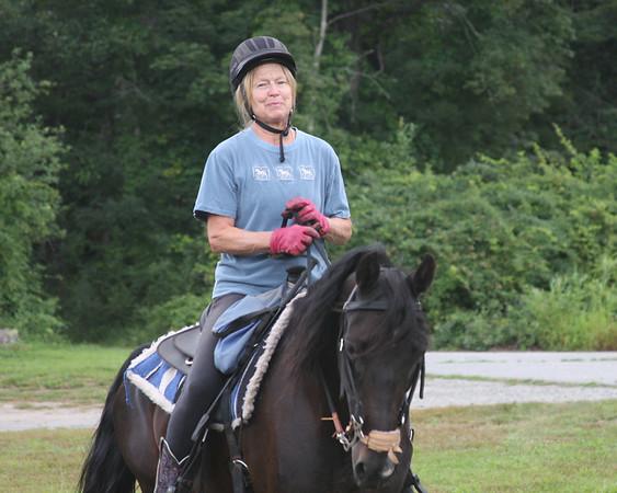 NEHT Ride at Goddard Park -  August 9, 2015