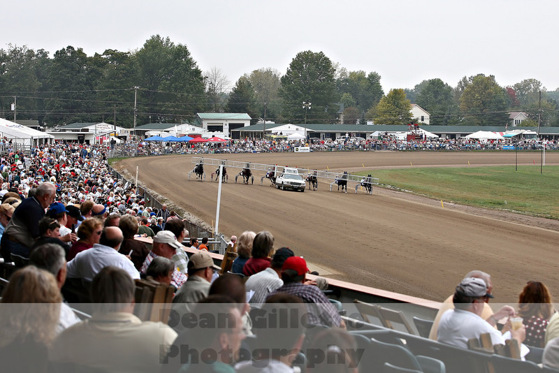 From the stands during the 2nd race- Signature Series Final