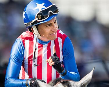 Rafael Bejarano at Del Mar 11.03.17.