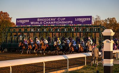 Breeders' Cup Racing '20