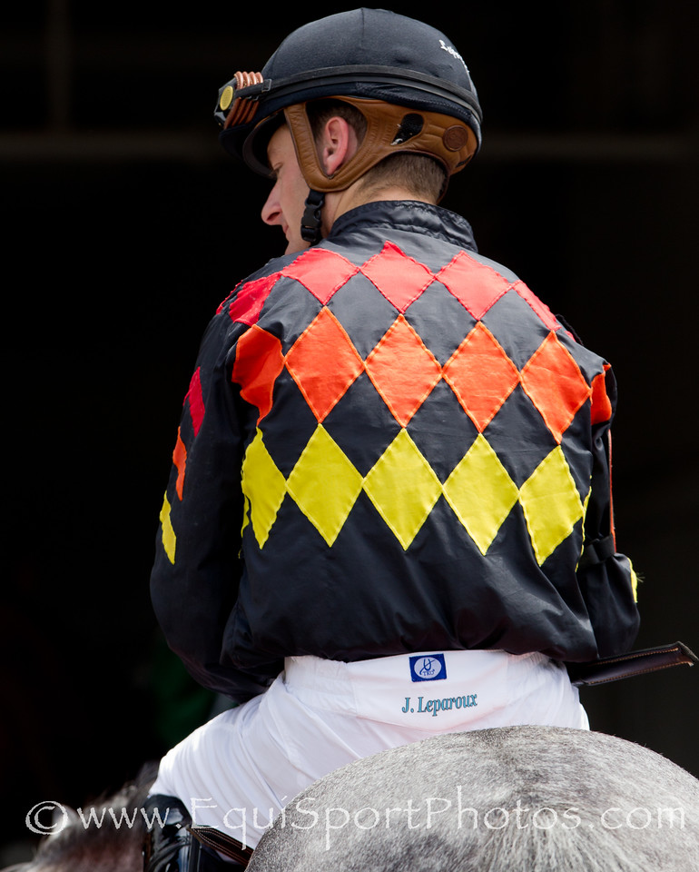 CDM Racing Stables, with Julien Leparoux at Churchill 7.04.2011mw