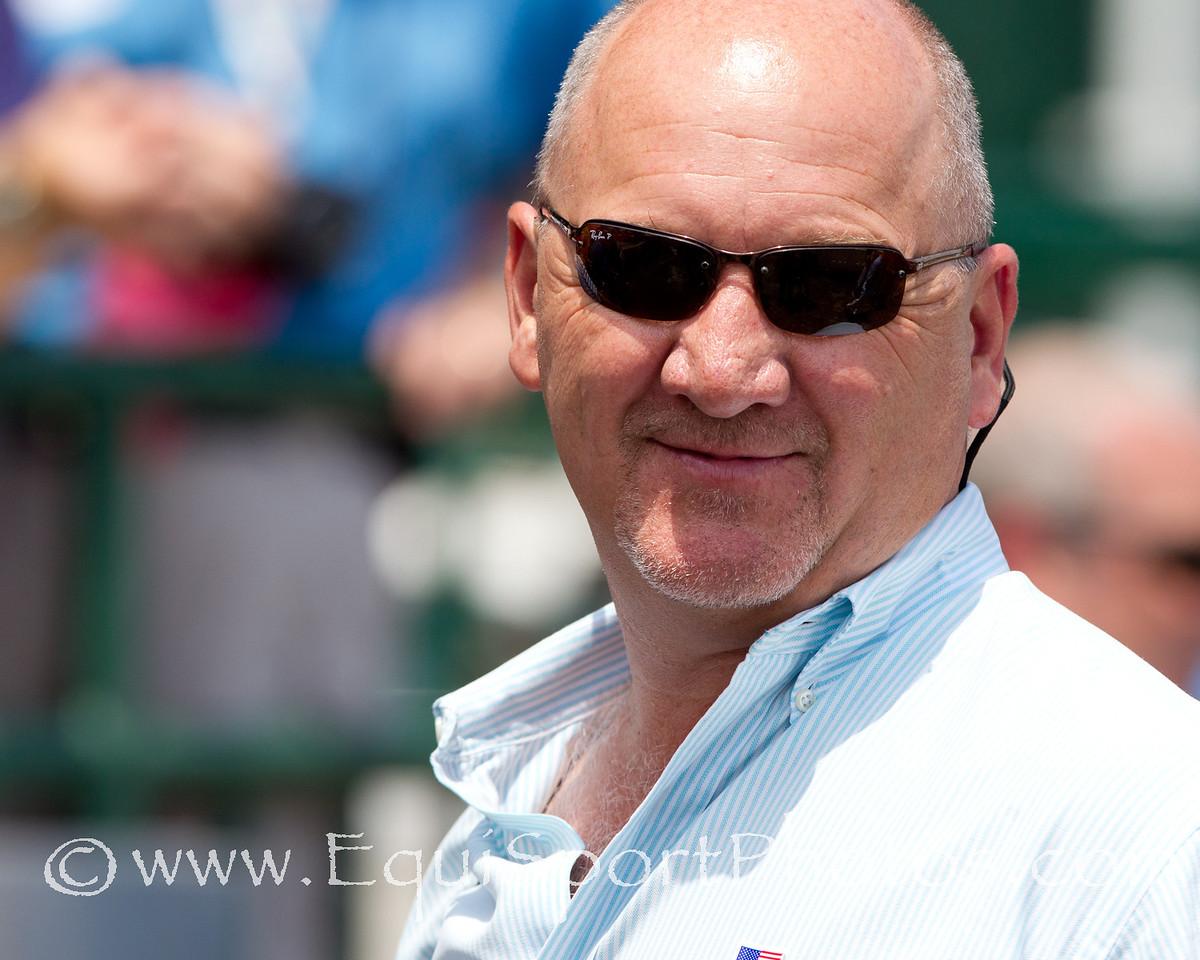 Ken McPeek at Churchill 7.04.2011mw
