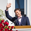 Harry Connick Jr. sings the National Anthem at the Ky. Derby 5.06.17
