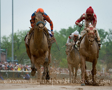 Mona De Momma (Speightstown), Joel Rosario up, wins the Humana Distaff at Churchill Downs 5.01.2010mw
