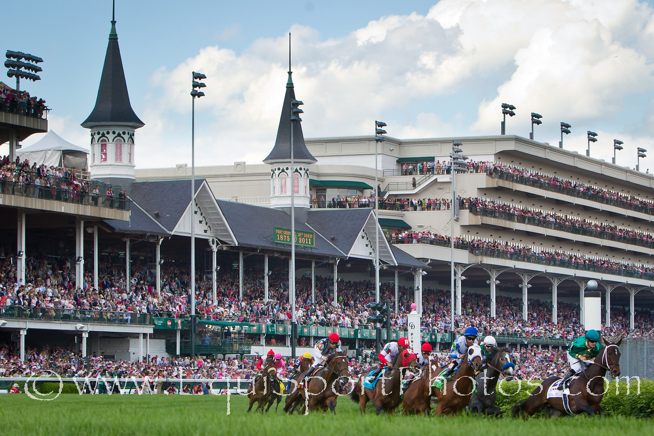 The American Turf Stakes (G2) at Churchill Downs on 05.06.2011