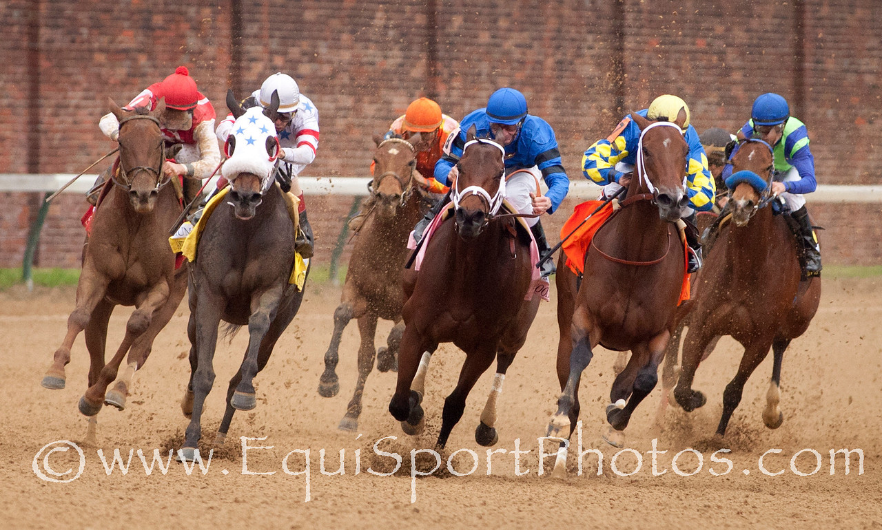 The Humana Distaff (G1) at Churchill Downs 05.07.11