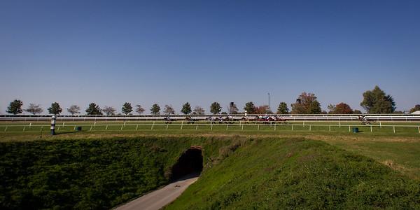 Keeneland Turf Race 10.12.2012