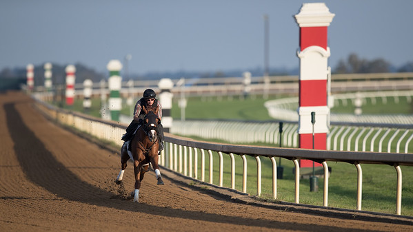 Keeneland workouts 10.4.18