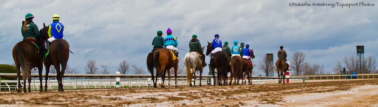 Keenland Opening day
