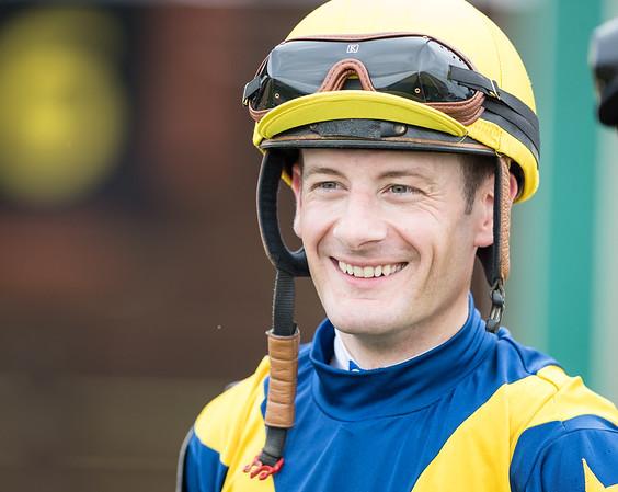 Julien Leparoux at Ky Downs 9.08.18.