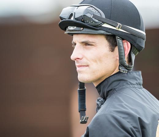Chris Landeros at Ky Downs 9.08.18.
