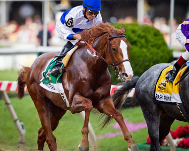 Shackleford (Forestry) wins the Preakness Stakes at Pimlico on 5.21.2011